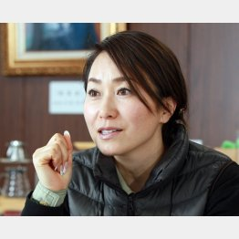 石坂産業の石坂典子社長(C)日刊ゲンダイ