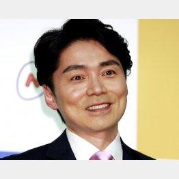 NHKの高瀬耕造アナウンサー(C)日刊ゲンダイ