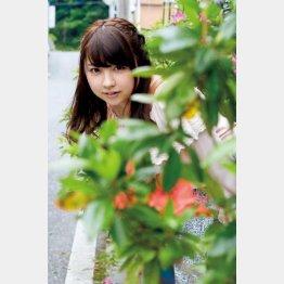 有花もえ(提供写真)