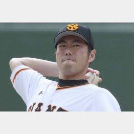 あくまで勝利のホ~テ~シキ(C)日刊ゲンダイ