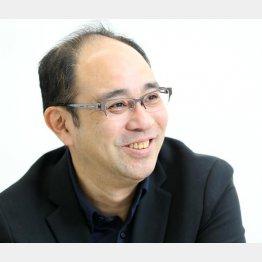 矢月秀作さん(C)日刊ゲンダイ
