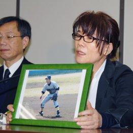 死亡した市川大輔さんの母・正子さん