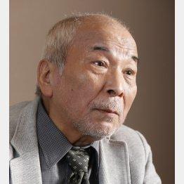 故・西部邁さん(C)日刊ゲンダイ