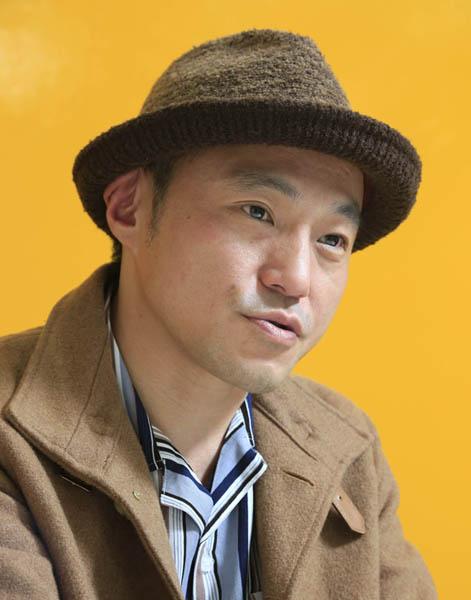 作品について「ネジが緩んでいる人たちの物語」と語った冨永昌敬監督(C)日刊ゲンダイ