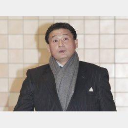 「暴力根絶」は口だけ(C)日刊ゲンダイ