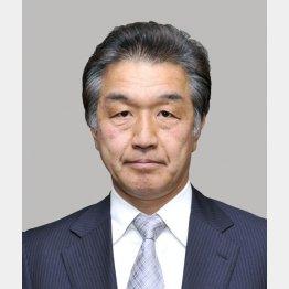 赤池誠章参院議員(C)共同通信社