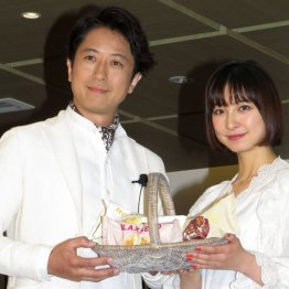 篠田麻里子も「谷原さんのような男性と子育てしたい」
