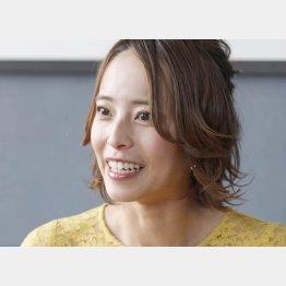 上田まりえさん(C)日刊ゲンダイ