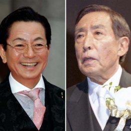 水谷豊(左)と故・藤田まこと