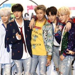 BTS(防弾少年団)のメンバー