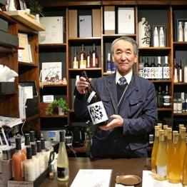 若松・齊藤俊一社長<3>すべてが常識破りの手法で酒造り