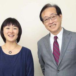安田菜津紀さん(左)と二木啓孝