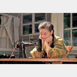 4月から16時台に再放送される「カーネーション」(NHK提供)