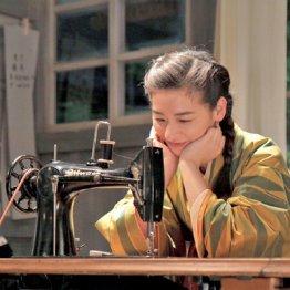 4月から16時台に再放送される「カーネーション」