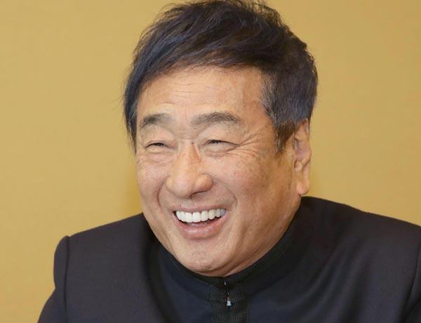三枝成彰氏(C)日刊ゲンダイ