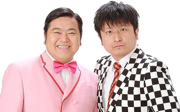 「ダイノジ」の大谷ノブ彦(右)と相方の大地洋輔/(C)Yoshimoto Kogyo Co.,Ltd