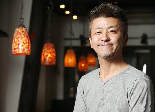 ジィーロの市川路朗さん(C)日刊ゲンダイ