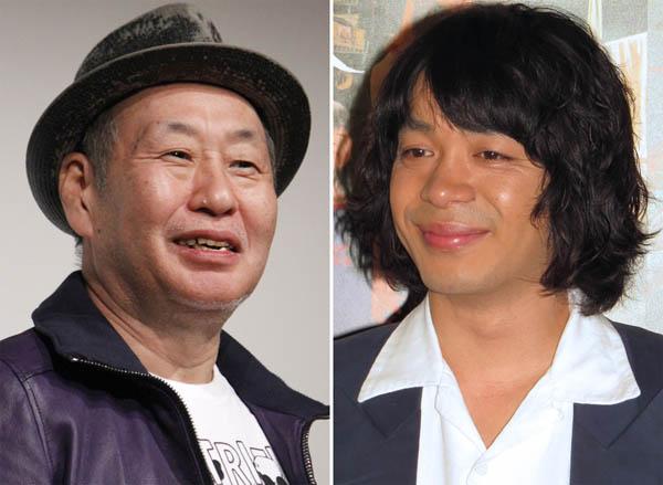 泉谷しげる(左)と強烈な個性が光る峯田和伸(右)(C)日刊ゲンダイ