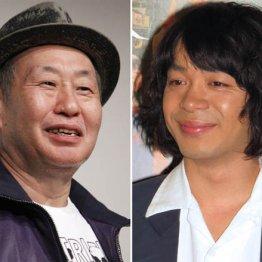 泉谷しげる(左)と強烈な個性が光る峯田和伸(右)
