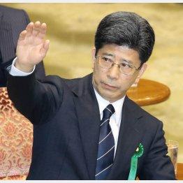 悪役を引き受け政権を守った佐川前国税庁長官(C)日刊ゲンダイ