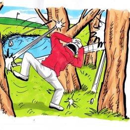 """目先を変え…スコアに執着しない""""ポイント制ゴルフ""""の勧め"""