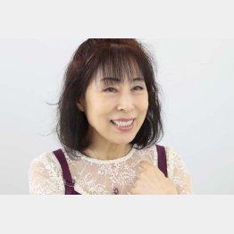 原田悠里さん(C)日刊ゲンダイ