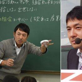 阪神戦名実況アナから転身 教師になった清水次郎さんは今