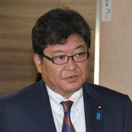 自民党の萩生田光一幹事長代行(C)日刊ゲンダイ