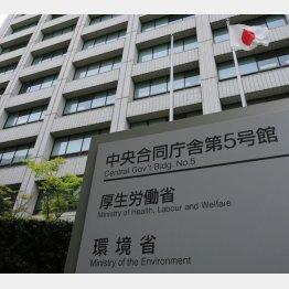 厚労省で問題発言(C)日刊ゲンダイ