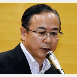 櫻井パパは電通の執行役員に就任(C)日刊ゲンダイ
