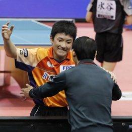 中国出身の父の夢「第2の故郷となった仙台を卓球王国に」