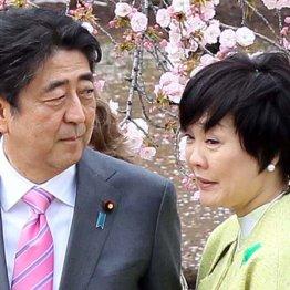 時代錯誤の極右的同志…昭恵夫人と安倍首相は一心同体