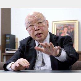 中央魚類の伊藤裕康会長(C)日刊ゲンダイ