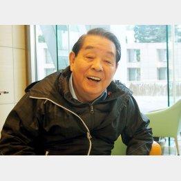77歳の今も永田町に部屋を借り、政治団体を持っている山口俊夫氏(C)日刊ゲンダイ