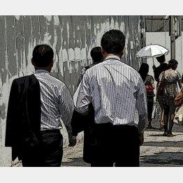 逮捕のきっかけは「会話」(写真はイメージ)/(C)日刊ゲンダイ