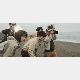 映画「止められるか、俺たちを」/(C)2018若松プロダクション
