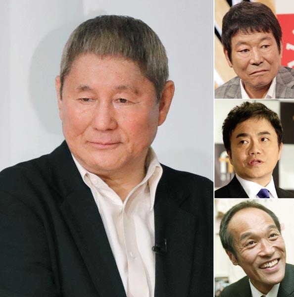 """森社長だけが悪者か…たけし軍団""""..."""