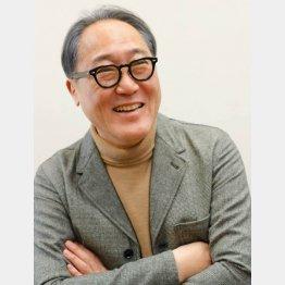 「やっていることは変わっていない」と語る佐野史郎(C)日刊ゲンダイ