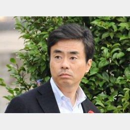 柳瀬元首相秘書官(C)日刊ゲンダイ