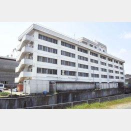松山刑務所大井造船作業場(C)共同通信社
