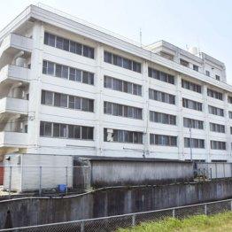 松山刑務所大井造船作業場