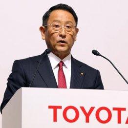 パラリンピック選手に出会い方針転換したトヨタ豊田社長