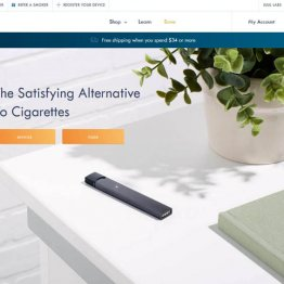 USBに酷似の電子たばこ ティーンに大流行し米国で問題に