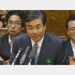 元首相秘書官の柳瀬唯夫・経済産業審議官(C)日刊ゲンダイ