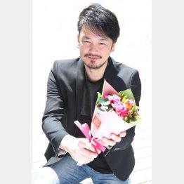 「新婚旅行が彼女の親へのご挨拶になると思う」と小田井涼平/(C)日刊ゲンダイ