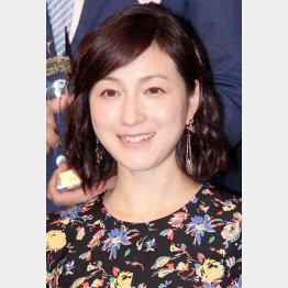 広末涼子も高知県出身(C)日刊ゲンダイ