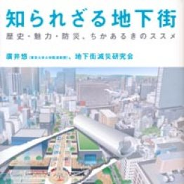 バラエティー豊かな日本の地下街