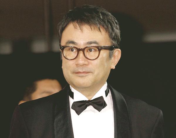 三谷幸喜(C)日刊ゲンダイ