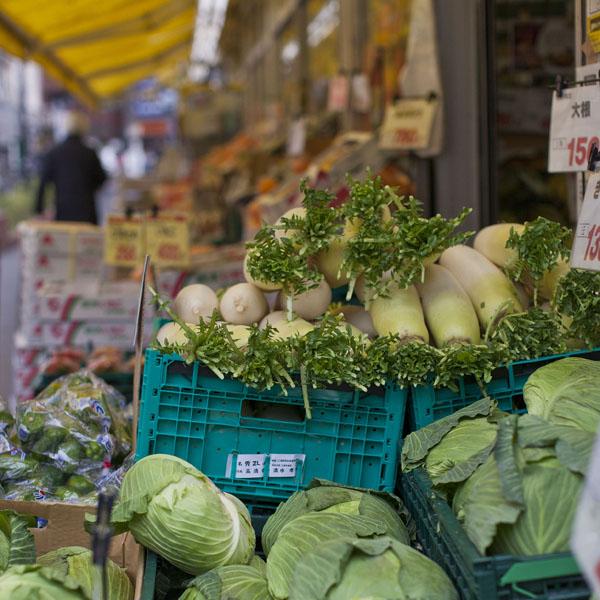 高かった野菜はどこへ?(C)日刊ゲンダイ