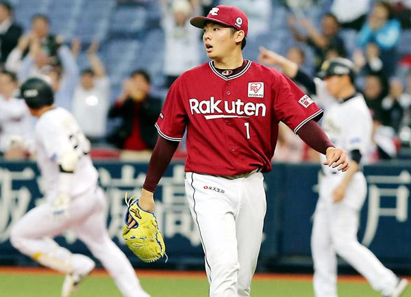11日のオリックス戦でもキレも球威もなかった松井(C)日刊ゲンダイ